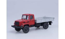 ГАЗ 33081 бортовой, масштабная модель, 1:43, 1/43, Автоистория (АИСТ)