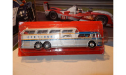 С РУБЛЯ!!! - Автобус GMC Scenicruiser Greyhound, масштабная модель, Altaya, 1:43, 1/43