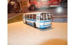 С РУБЛЯ!!! - Автобус ЛАЗ-695Н 'АРТЕК' - РАРИТЕТ, масштабная модель, Советский Автобус, 1:43, 1/43