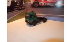 С РУБЛЯ!!! - МАЗ-5432 седельный тягач зелёный, масштабная модель, Автоистория (АИСТ), 1:43, 1/43
