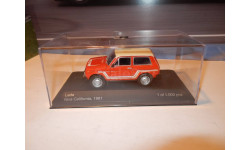 Lada Niva California, масштабная модель, 1:43, 1/43, WhiteBox, ВАЗ