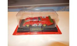 Ferrari 312PB №53, журнальная серия Ferrari Collection (GeFabbri), 1:43, 1/43, Ferrari Collection (Ge Fabbri)
