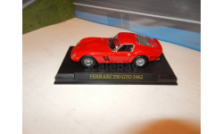Журналка с рубля!!! FERRARI 250 GTO №8, масштабная модель, Ferrari Collection (Ge Fabbri), 1:43, 1/43