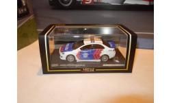 С РУБЛЯ!!! - Mitsubishi Lancer EX Indonesia Police, масштабная модель, Vitesse, 1:43, 1/43