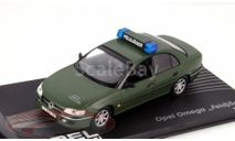 Opel Omega Military Police, масштабная модель, scale43
