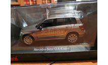 Mercedes GLK-Class silver Limited 1000pcs, масштабная модель, Schuco, scale43, Mercedes-Benz