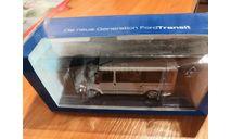 Ford Transit 2001, масштабная модель, Minichamps, scale43