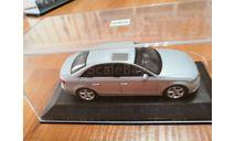 Audi A4 2007 Limousine Minichamps, масштабная модель, 1:43, 1/43