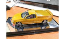 Ford FPV Pursuit Ute-Acid Rush Year 2003, масштабная модель, scale43
