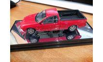 Ford XR8 Ute- Venom Red Year 2002, масштабная модель, scale43