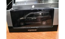 Nissan Elgrand Highway Star 2014 imperial umber, масштабная модель, scale43