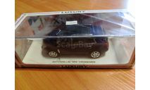 Cadillac SRX Crossover (2011)  LUXURY, масштабная модель, scale43