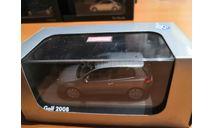 Volkswagen Golf 6 2008, масштабная модель, Schuco, scale43