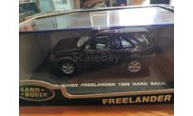 LAND ROVER FREELANDER 1998 HARD BACK, масштабная модель, Universal Hobbies, scale43