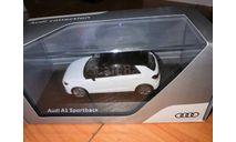 Audi A1 Sportback, масштабная модель, scale43