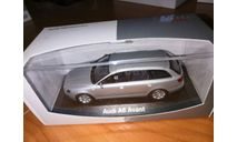 Audi A6 Avant, масштабная модель, scale43