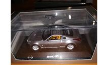 Nissan 350Z, масштабная модель, J-Collection, scale43