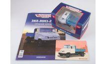ЗИЛ-ММЗ-2502  Легендарные грузовики СССР №32, масштабная модель, 1:43, 1/43