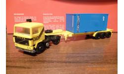 HERPA---VOLVO F10 NTK контейнер  1:87