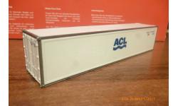 HERPA---контейнер ACL  1:87