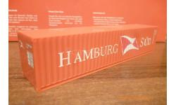 HERPA---контейнер Hamburg Sud  1:87