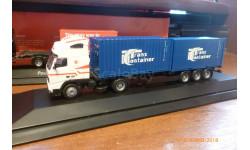 HERPA---VOLVO FH 12 совтрансавто контейнеровоз 1:87
