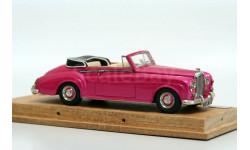 Bentley S3 Cabriolet (DHC) by H. J. Mulliner 2-door 1962, масштабная модель, FYP, 1:43, 1/43