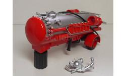 Полуприцеп ТЦ-15 пожарный (к ЗиЛ-130В1)