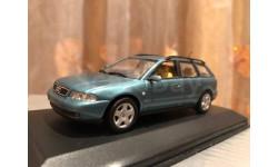 Audi A4 B6 Avant Minichamps 1:43 Ауди Мичничампс