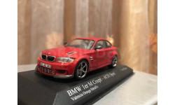 BMW 1 series M1 ACS1 Sport E81 E82 E87 E88 1:43 Minichamps БМВ Миничампс