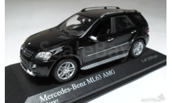 Mercedes Benz ML class 63 AMG W164 Minichamps