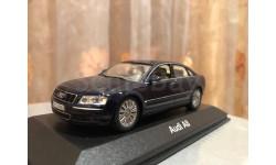 Audi A8 D3 Minichamps 1:43 Ауди Миничампс