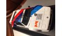 BMW M1 Procar E26 1:43 Minichamps Roadster Formula 1 1978, масштабная модель, 1/43