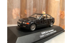 BMW 3-series 3er 328i E46 Limouisne 1:43 Schuco БМВ Шуко