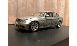 BMW 3 series 330i E90 Saloon Minichamps Grey
