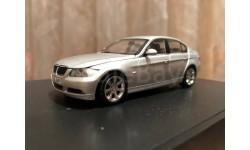 BMW 3er 330i E90 2005 Limousine Minichamps 1:43 БМВ Миничампс
