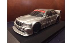 Мерседес Mercedes Benz DTM C 190 AMG W202 1:43 Minichamps