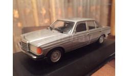 Mercedes E 230 W123 1:43 Minichamps Limousine, масштабная модель, 1/43, Mercedes-Benz
