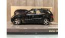 Mercedes Benz ML 350 W164 Minichamps 20 YEARS Мерседес Юбилей, масштабная модель, 1:43, 1/43, Mercedes-Benz