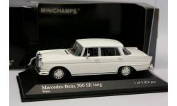 Mercedes-Benz 300 SE Lang W112 1:43 Minichamps