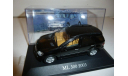 Mercedes Benz ML 1:43 Altaya Black, масштабная модель, Mercedes-Benz, scale43