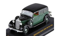Mercedes Benz 260D W138 iXO Museim 1:43 Мерседес Иксо Музей
