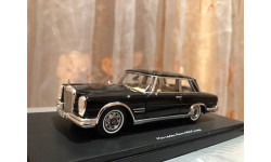 Mercedes Benz 600 Coupe W100 1:43 Schuco Мерседес Шуко