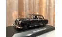 Mercedes Benz 180 Ponton Limousine W120 1:43 Minichamps Мерседес Понтон Миничампс, масштабная модель, 1/43, Mercedes-Benz