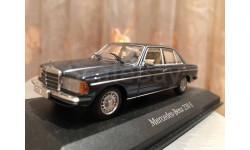 Mercedes Benz E class 230 Limousine W123 Minichamps Limited Мерседес