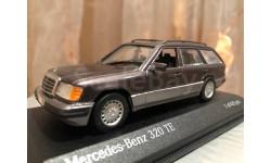 Mercedes Benz E class 320 T-modell W124 S124 Minichamps Мерседес