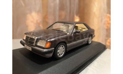 Mercedes Benz E class 300 CE-24 Coupe W124 Minichamps Bornite Мерседес Миничампс