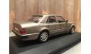 Mercedes Benz E class 500 Limousine W124 Minichamps Мерседес Волчок, масштабная модель, 1:43, 1/43, Mercedes-Benz