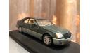 Mercedes Benz 600 SEC Coupe W140 1:43 MinichampsМерседес Миничампс, масштабная модель, 1/43, Mercedes-Benz