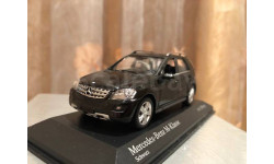 Mercedes Benz M W164 Facelift 1:43 Minichamps Мерседес Миничампс